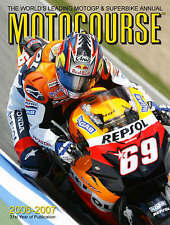 Motocourse: 2006-2007 by Icon Publishing Ltd (Hardback, 2006)