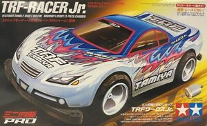 Tamiya TRF-Racer 18613 Mini 4WD PRO Series No.13 TRF Works Jr. MS Chassis JAPAN
