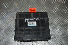 Mitsubishi Galant 2.0 Steuergerät Motor MD340456