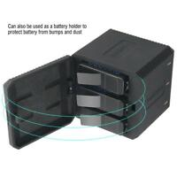 Portable Battery Charger 3 Slots USB Charger for GoPro HERO 5 6 Camera Black SP