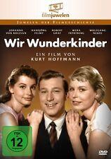 Wir Wunderkinder (1958) - Kurt Hoffmann - Hansjörg Felmy - Filmjuwelen [DVD]