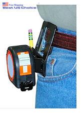 FastCap Speed Clip Tape Measure Belt Clip Pencil Holder Built in Sharpener New