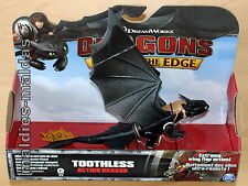 Spin Master Dragons Action Dragon Toothless Ohnezahn Race to the Edge  NEU/OVP