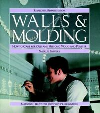 Walls and Molding: How to Care for Old and Histori