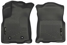 Husky Liners 13951 WeatherBeater Floor Mats Black 2016-2017 Toyota Tacoma