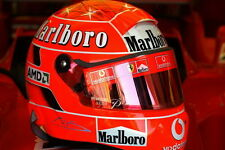 "042 Michael Schumacher - Mercedes Germany F1 Racing Driver 21""x14"" Poster"