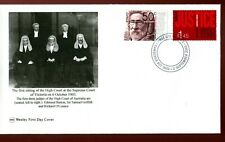2003 Centenary of High Court (Gummed Stamps) Wesley FDC