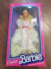 1983 NEW Crystal Barbie doll Rare 4598