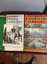 14 Art Instruction Booklets
