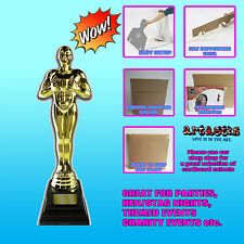 GOLDEN AWARD HOLLYWOOD LIFESIZE CARDBOARD CUTOUT STANDEE