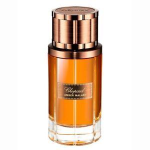 CHOPARD AMBER MALAKI * 2.7oz (80 ml) Eau de Parfum EDP Spray NEW TESTER with CAP
