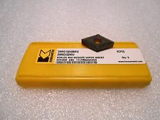 KENNAMETAL 3751633 DNMG 432 MW KCP25 DNMG 150408 MW KCP25 5 Pieces NEW