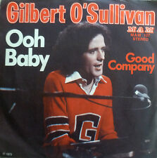 "7"" 1973 KULT IN MINT- ! GILBERT O´SULLIVAN : Ooh Baby"