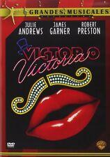 Victor / Victoria [DVD] *NEU* DEUTSCH mit James Garner, Julie Andrews
