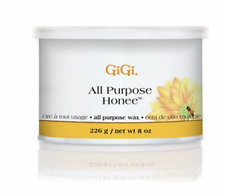 GIGI ALL PURPOSE HONEE WAX / HAIR REMOVER 8 Oz, 226 Gr FAST FREE SHIPING
