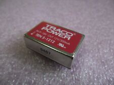 1x TRACO POWER TEN5-1212 DC TO DC CONVERTER IN 9-18V OUT 12V 0.5A 6W module 7pin