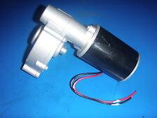 Gear Motor 150 Watt 12 Volt 190 200 Rpm Reversible Brand New 12 Vdc