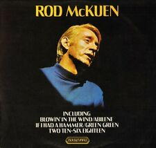 ROD MCKUEN self titled 4062 uk boulevard 1971 LP PS EX/EX