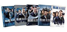 Blue Bloods TV Series Complete ALL Season 1-5 DVD SET Show Collection Bundle Lot