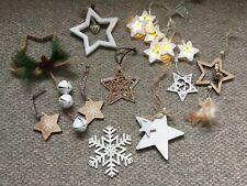 Rustic Christmas Decoration Bundle