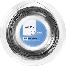 New LUXILON ALU Power 138 Silver 15  200m/660' Tennis String Reel BIG BANGER