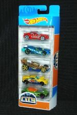 Hot Wheels 5 Car Packs BNIB - Choose from Various Mustang, Nitrobot, Racers etc