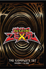 DVD ~Yu-Gi-Oh! Zexal Complete Series Seasons 1 2 3 (Epi 1-146 End) ~English Dubb