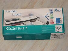 Iriscan Book 3 Mobile Scanner for Windows and Mac