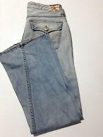 "Jeans uomo"" True Religion ""-  TAG. 29 - 55% ramie 45% cotone made in Cina"