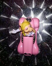 The Muppets - Miss Piggy pink Corgi Car 1970s Original collectable Vintage toy