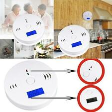 Pro Fire Smoke Sensor Detector Alarm Tester Home Security System Cordless FE