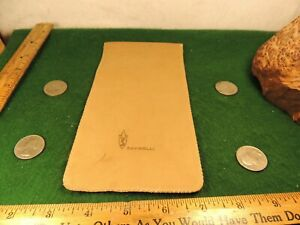 LARGE SAVINELLI AUTOGRAPH 7 1/2 INCH LONG BY 4 INCH WIDE PIPE SLEEVE
