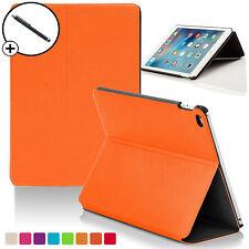 Forefront Carcasas Funda Naranja Funda Smart Apple iPad Air Lápiz óptico