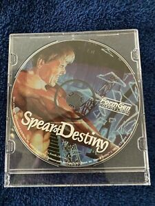 Spear of Destiny PC game  Disc only  SUPER RARE