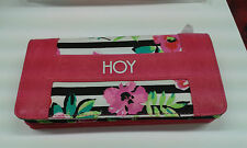 Portafoglio Hoy collection Happy Wallet flowers