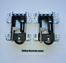 50kg Spacepro/Stanley 17-4264Y-000 TA C3-8 Sliding Wardrobe Wheels/Runner/Guides