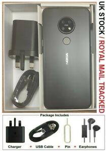 "Nokia 7.2 - 64GB - 6.3"" Display - Charcoal (Unlocked) (Dual SIM) Grade A"