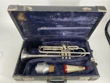 Trumpet CG E.Benge Resno Custom With Case *DENT* Works Good With Mouthpiece
