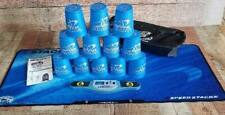 Blue Speed Stacks With Mat, Timer, Instructions, and Carry Storage Case