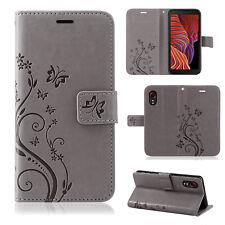 Housse de Protection Pour Samsung Galaxy Xcover 5 Étui Portable Coque Clapet