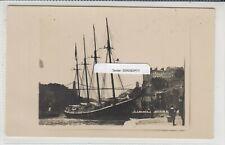 More details for american schooner joseph b thomas at bristol rare rp unused built 1900 sank 1909