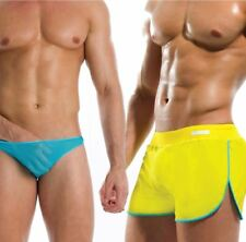 Modus Vivendi Yellow And Aqua Swimwear Set Large