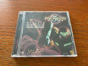 Metroid Prime + Fusion OST 2cd