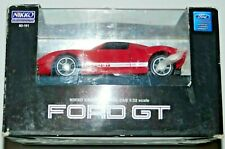 RADIO SHACK NIKKO PREMIUM EDITION FORD GT RC CAR NEW IN ROUGH BOX