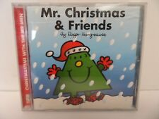 Mr Christmas and Friends (Audio CD) Roger Hargreaves