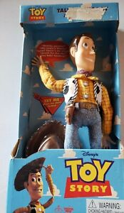 Toy Story E6-DUTJ-VU5V Sheriff Woody Talking Figure