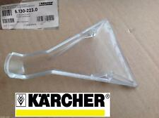 KARCHER Clear Plastic fishtail Hand Tool Cover for Puzzi 8/1 100 200 300 SEG 10