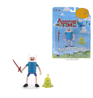 Adventure Time Finn & Slime Princess 2 pack Action Figure Jazwares 14341