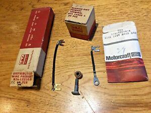 1957  Ford Thunderbird  tach drive distributor Parts