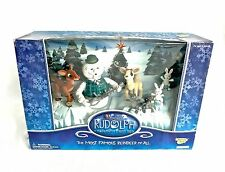 """Memory Lane """"The Most Famous reindeer of All"""" Rudolph Island of Misfit Toy"""